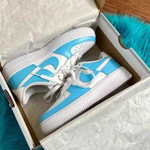 Custom Nike Air Force 1 Sneakers